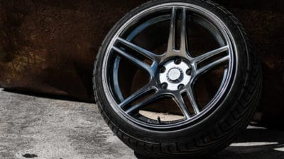 Automotive Alloy Wheel Market