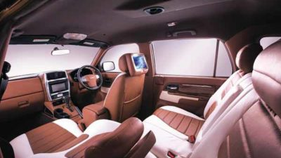 Automotive Interiors Market