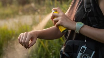 Body Worn Insect Repellent Market