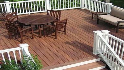 Composite Decking and Railing Market
