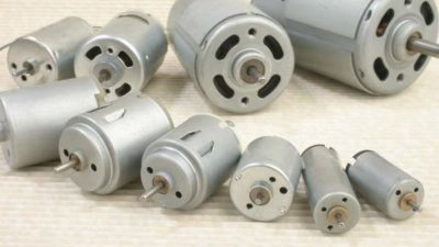 Electric DC Motor Market