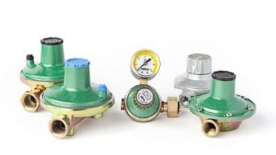 Industrial Gas Regulators Market