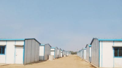 Prefabricated Buildings Market