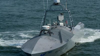 Unmanned Surface Vehicle Market