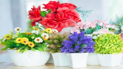 Artificial Flowers Market