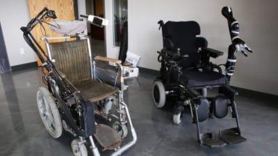 Robotic Wheelchairs Market