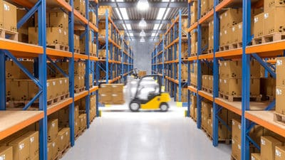 Warehousing and Storage Market