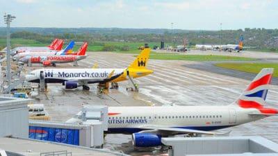 Airport Stand Equipment Market