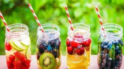 Fruit Water Market