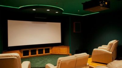 Projector Screen Market