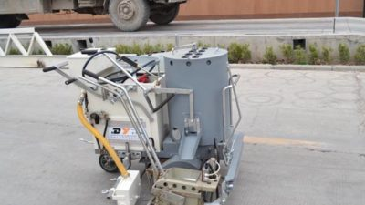Road Marking Machine Market