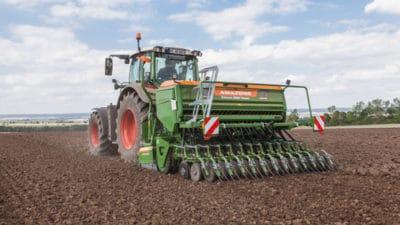 Seed Drill Machines Market
