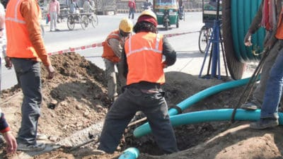 Underground Cabling EPC Market