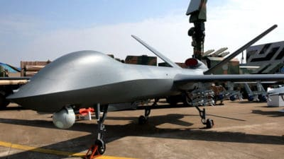 Unmanned Combat Aerial Vehicle Market