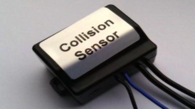 Anti-collision Sensor Market