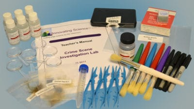 Forensic Equipment and Supplies Market