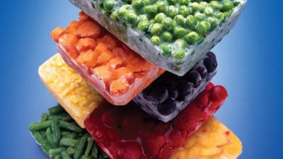 Frozen Fruits and Vegetables Market