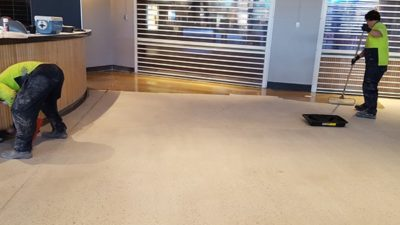 Industrial Floor Coating Market