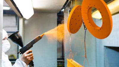 Low Temperature Powder Coating Market