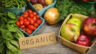 Organic Food & Beverage Market