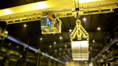 Overhead Cranes Market