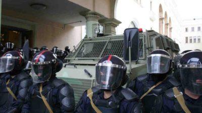 Riot Control System Market