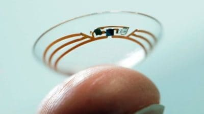 Smart Contact Lenses Market