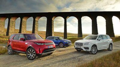 Sports Utility Vehicles (SUV) Market