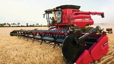 Combine Harvesters Market