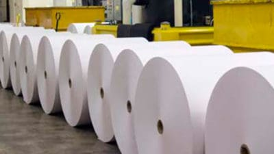 Converting Paper Market