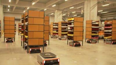 Warehouse Robotics Market