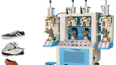 Footwear Manufacturing Machinery Market