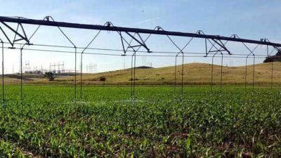 Center Pivot Irrigation System Market