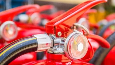 Portable Fire Extinguisher Market