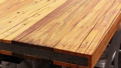 Reclaimed Lumber Market