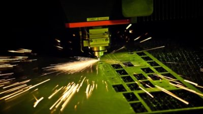 Sheet Metal Fabrication Services Market
