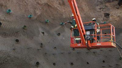 Shotcrete Concrete Market