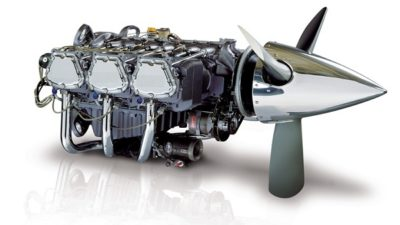 Aircraft Piston Engines Market