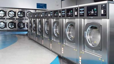 Advanced Commercial Laundry Machines Market