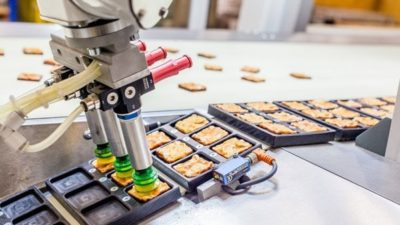 Automation in Food Processing Techniques Market