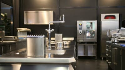 Commercial Kitchen Equipment & Appliances Market