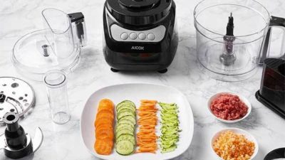 Multi-Functional Cooking Food Processors Market