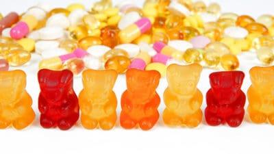 Adult Vitamin Gummies Market