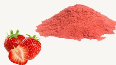 Strawberry Powder Market