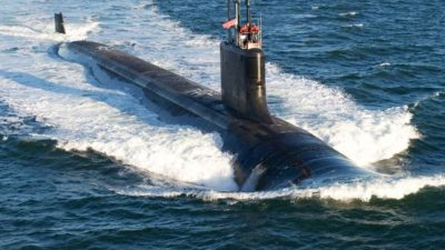 Submarine Battery Market
