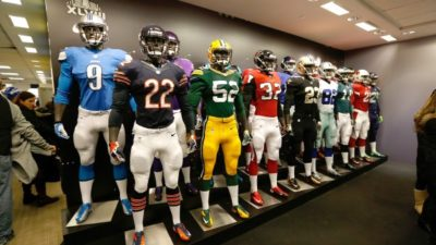 American Football Gear Market