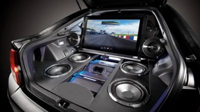 Automotive Audio Speakers Market