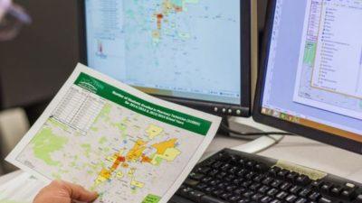 Cloud Geospatial Information Service (GIS) Market