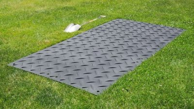 Ground Protection Mats Market