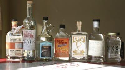 White Spirit Liquor Market